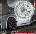 Z.S.S. ZSS 18インチ 9.5J +15 ホイール 2本セット Winning-DG7R ブリリアントホワイト カー用品 自動車パーツ 激安魔王