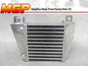 MagicPowerRacingMGPゴルフ18T純正交換アルミインタークーラー100mm冷却系パー