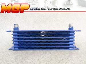 MagicPowerRacingMGP汎用オイルクーラー7段50mmトルコンエンジンデフ冷却系パーツ
