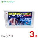 テイカパップIM 6枚入×3個【第2類医薬品】 富山 テイカ製薬ネコポス発送です