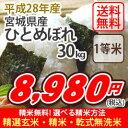 【スーパーセール目玉価格 枚数限定!300円OFFクーポン配布中!】【新米】【送料無料】[1等米]平