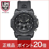 【ポイント10倍】ルミノックス LUMINOX ネイビーシールズ カラーマーク クロノグラフ 3081BO ブラックアウト 送料無料 腕時計 P11Sep16