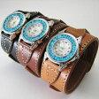 【送料無料】リアルストーンムーブメント腕時計tki5【RCP】【20P05Nov16】[楽天カード分割]