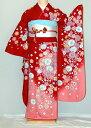 振袖・レンタル【赤・ピンク・赤紫系】【RF930】標準/L寸/9号/11号/13号/15号/冬のキャンペーン