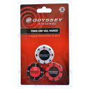 オデッセイ ODYSSEY  ポーカーチップ ボールマーカー02P03Dec16