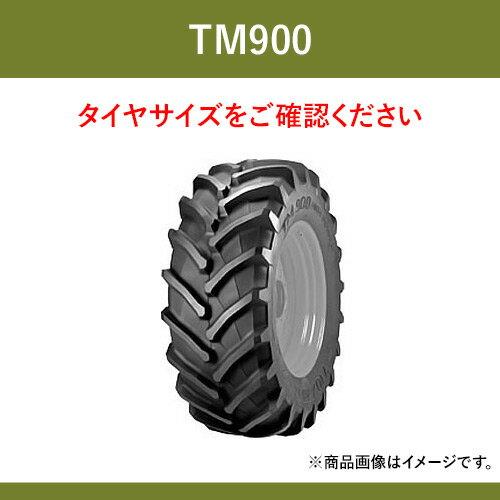 トレルボルグ農業用・農耕用ラジアルタイヤ(チューブレスタイプ) TM900 650/75R38 ※納期都度確認 2本セット