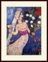 シャガール・「二つの顔の花嫁」