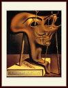 ダリ・「焼いたベーコンのある柔らかい自画像」