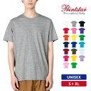 Tシャツ メンズ 半袖 レディース 無地 薄手 綿100% S M L XL インナー おしゃれ ゆったり シンプル カジュアル アメカジ ストリート スポーツ ダンス Printstar プリントスター ライトウェイトTシャツ 00083-BBT
