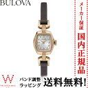 【トートバック付】ブローバ[BULOVA]レディースクラシックス[LADIES CLASSICS]ヴィンテージ[Vintage] 97L154アンティーク風【腕時計 時計】【ギフト プレゼント】