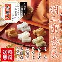 羽二重風呂敷 5種セット 羽二重餅 赤袋入り 和菓子 福井 銘菓 お土産 スイーツ ギフト