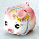Money box pink 05P13Dec13_m of a pig bank, the pig