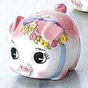 [Piggy Bank] coin money box / mini, pink
