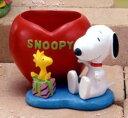 [Snoopy] petit flower planter - Heart