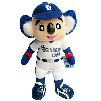 [Doara] Chunichi Dragons stuffed toy 30cm