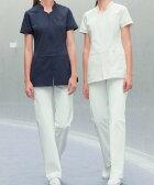 白衣 Naway ナウェイ ナガイレーベン LH-6203 女子パンツ S〜EL ナースウェア