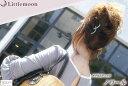 スタイリッシュ×エレガントなお色遊びで、街に出よう!【女髪Wスティック】ノワール4本足(カラーシリーズ)[特許ヘアアクセで簡単まとめ髪!ヘアアレンジ・スワロフスキー・ヘアアクセサリー・夜会巻き]