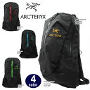 Arcteryx アークテリクス リュック バッグ 6029 アロー22 Arro22 Backpack デイバッグ リュックサック バックパック 男女兼用 ag-839500