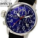 メンズ腕時計 フォースコレクション INVICTA インビクタ クロノグラフ 1513 ウォッチ ブランド 防水 Force Collection クロスベルト 人気 プレゼント ギフト 激安