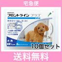 ◎【宅急便・送料無料】犬用 フロントラインプラス S(5〜10kg未満)6本入 [10個セット]