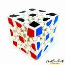 パズル キューブ ギア 白 HB-504 立体パズル キューブパズル 3Dパズル 立方体 スムーズな回転 あす楽 宅配便のみ