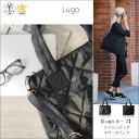 ナイロン キルティング マザーバッグ【 Lugo ルーゴ】バッグ・小物・ブランド雑貨 /ママバッグ
