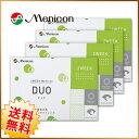 【送料無料】2WEEK メニコン デュオ(DUO)4箱 (1箱6枚入) 2ウィーク コンタクトレンズ【RCP】