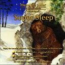 デルタ睡眠時の脳波パターンで深い眠りへ スーパー・スリープ