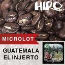【ハイクオリティカップ 高品質コーヒー】HIROCOFFEE◆グァテマラ・エルインヘルト パカマラ 100g