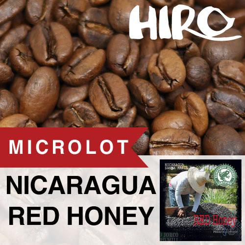 ニカラグア サンタ・マリア・デ・ローデス農園レッドハニー