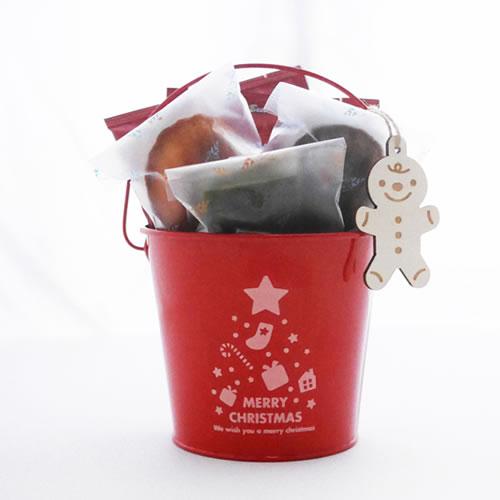 ヒロコーヒーのクリスマスギフト特集ドリップコーヒークリスマスブレンドと焼き菓子セット