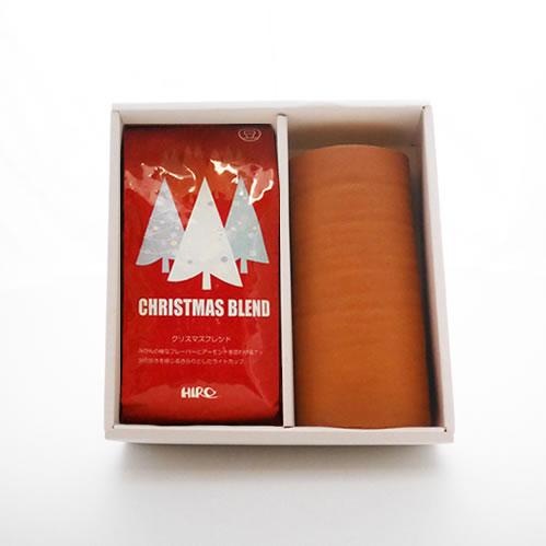 ヒロコーヒークリスマスギフト特集絹ロールセット