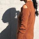 ショッピングニットワンピ SALE★【M SELECT】デザインニット カリシュールニットワンピース チュニック  可愛い レディース かわいい オシャレ ニットワンピ お出かけ おしゃれ  韓国