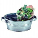 GardenStyle tin plate bucket 10-34[fs01gm] [RCP] spr05P05Apr13fs2gm [marathon201305_daily]