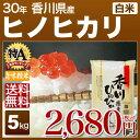 香川 ヒノヒカリ 米 5kg 送料無料 29年産の(白米) ...