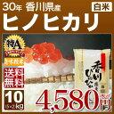 香川 ヒノヒカリ 米 10kg(5kg×2)送料無料 29年...