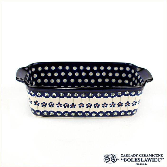 [Zaklady Ceramiczne Boleslawiec/ザクワディ ボレスワヴィエツ陶器]パン型-166