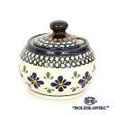 Zaklady Ceramiczne Boleslawiec/ザクワディ ボレスワヴィエツ陶器 シュガーポットS-Du60