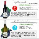 送料無料 羊 ラベルの オーガニック 赤 白 ワイン ギフト セット 保存料 無添加ワイン入り
