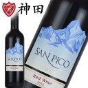サン・ピコ 赤 カベルネ・ソーヴィニョン パイス アリカンテ チリ セントラル・ヴァレー 赤ワイン wine