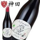 オーガニックワイン酸化防止剤保存料無添加赤ワインド・フィル・アン・エギュイユ無添加ワイン羊ひつじ2018フランスメルロー
