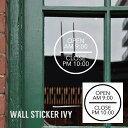 Select Wall sticker[Wall sticker/ウォールステッカー/シール/Wal