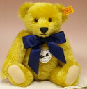 Classic 1909 Teddy bear mohair ( brass ) 25 cm ■ yellow tag (regular) ■ Steiff