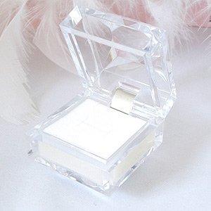 氷のような キレイな 透明ジュエリーケース(ネッ...の商品画像