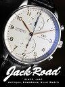 【新品】【IWC】【ポルトギーゼ クロノグラフ オートマチック】【腕時計】