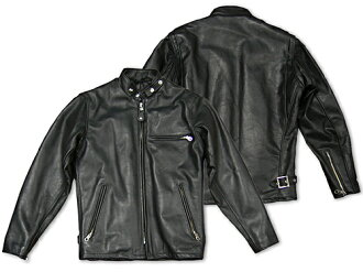 Shot SCHOTT 141 シングルライ dozen black MADE IN USA (SINGLE RIDERS BLACK leather jacket)