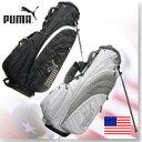 【日本未発売のスタンドキャディバッグ】PUMA 08NEW GOLF  Large Club Bag 9インチ #065179 US仕様