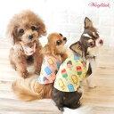 【DM便無料】【WOOFLINK】(ウーフリンク)POPSICLES(犬服 小型犬 セレブ キャミソール アイスクリーム POP)