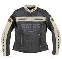 ベイツ BAJ-L147 2way パンチホールレザージャケット(本革)(レディス) BATES 2way Leather Jackets [Punched Hole] [Lady's] [Ladys]
