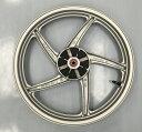 スーパーカブ110用 リアキャストホイール 海外ホンダ純正部品 チューブレスタイヤ仕様 CAST WHEEL REAR